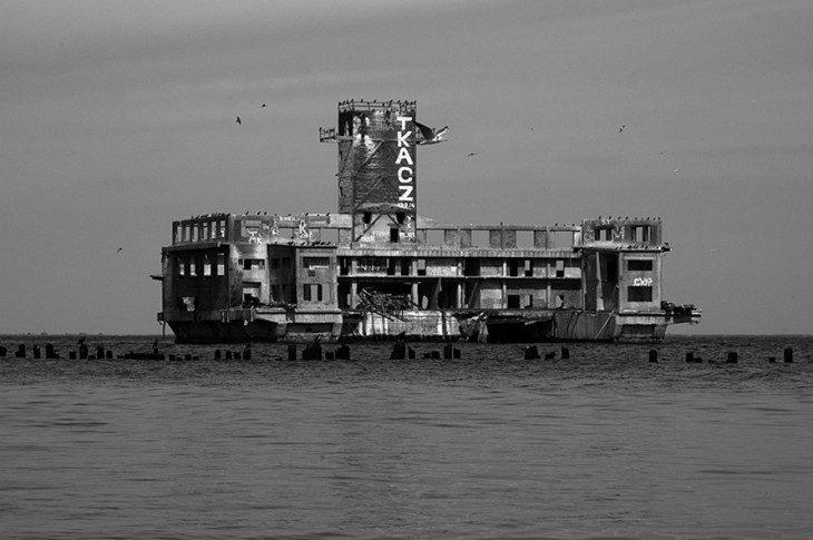 betonowy krążownik