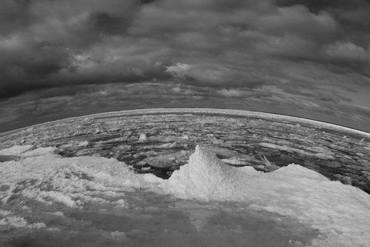 pejzaż arktyczny