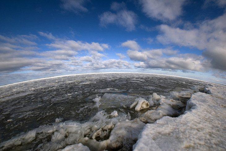 ocean lodowaty