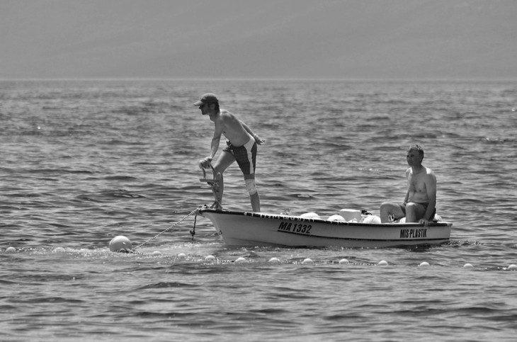 ...galion albo dwaj panowie w łodzi...