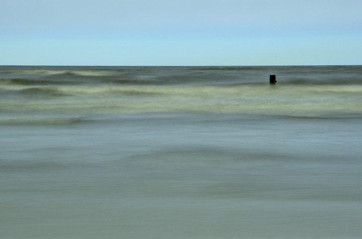 ...w morzu kołek...